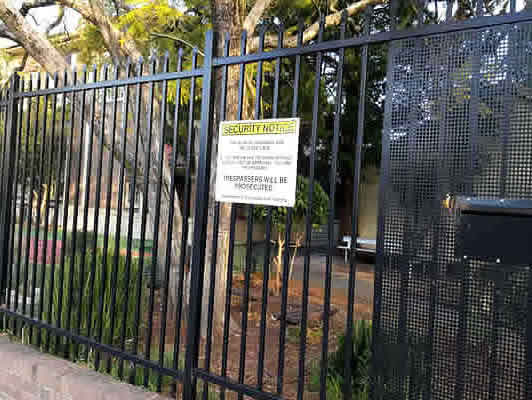 Cheap Metal Fencing