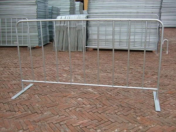 Crowded Barrier Control Fencing