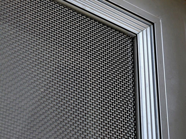 Security Door Mesh